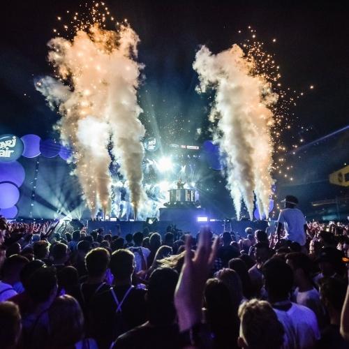 40'000 Musikfans feiern am Energy Air das fulminante Finale des Sommer 2016