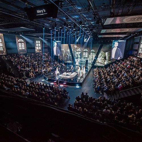 Energy Fashion Night 2017: Spektakuläre Show in neuer Location.